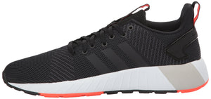 Men's Questar BYD Running Shoes- Core Black Core Black Solar Red