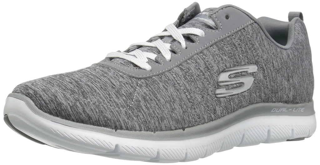 Women's Flex Appeal 2.0 Sneakers- Gray-37