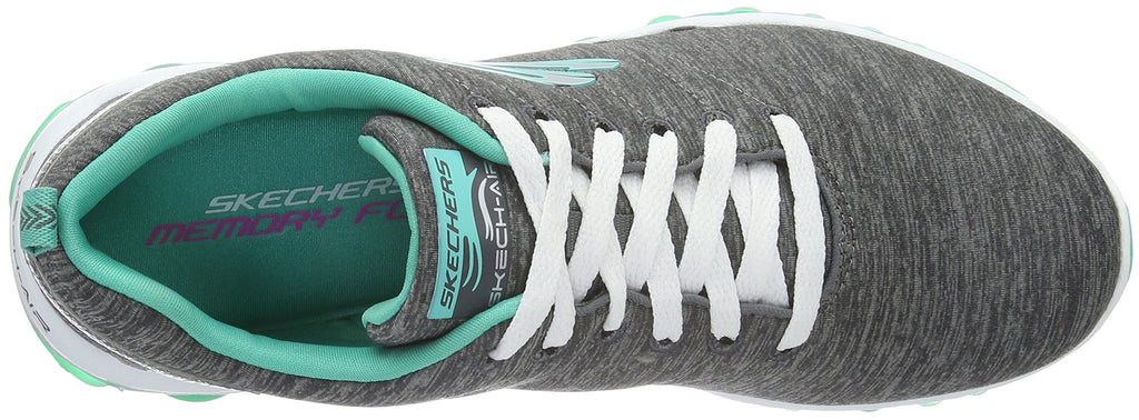 Women's Air Sneakers- Charcoal Green
