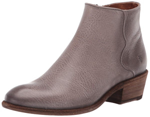 Women's Carson Piping Bootie Ankle Boot- Graphite