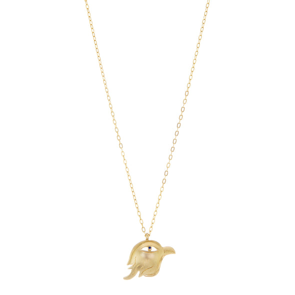 Falco Gold Necklace