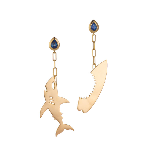 Montauk Gold Earrings