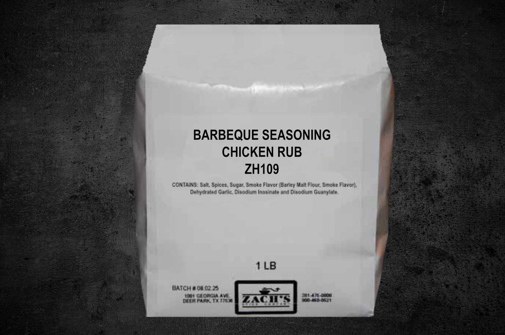 Texas Style Bar-B-Que Chicken Rub