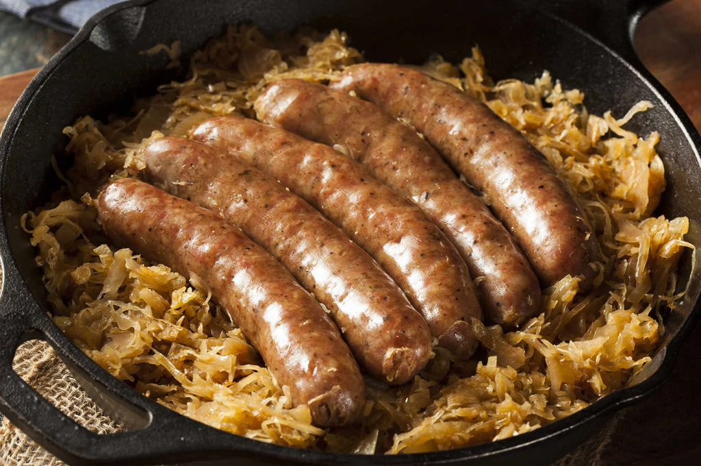 Bratwurst Sausage Seasoning (For 25# of Sausage)