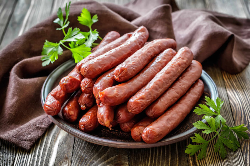 Country Pride Hot Sausage Seasoning (For 25# of Sausage)