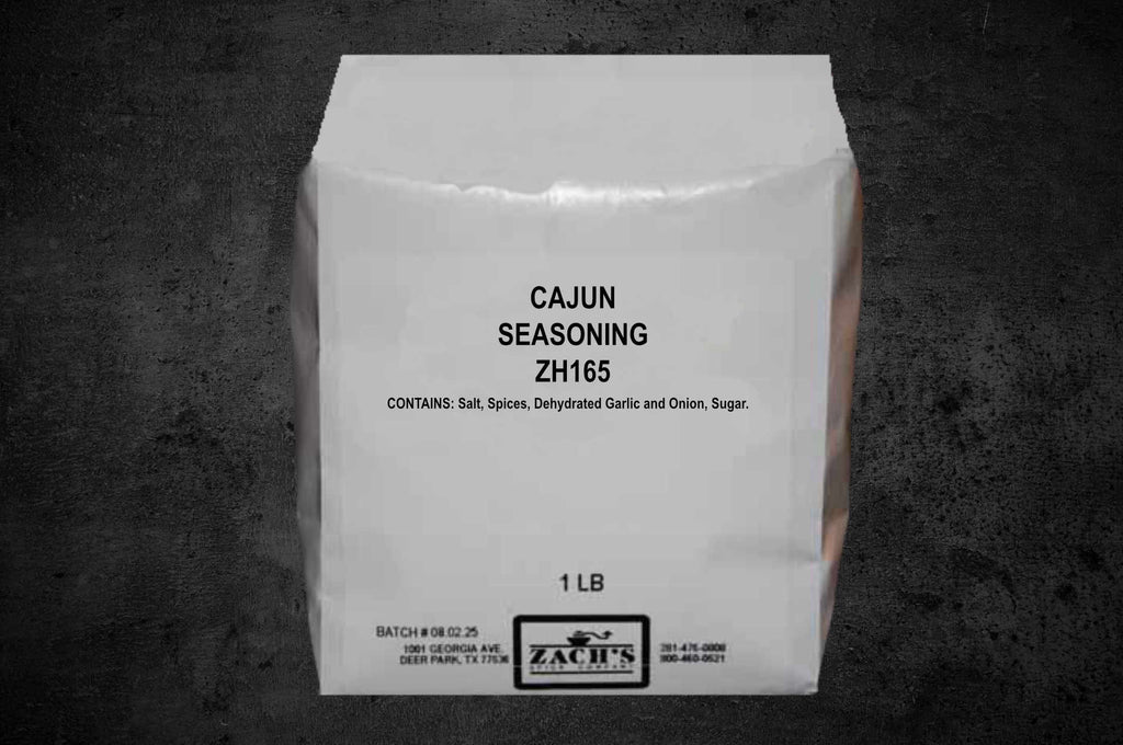 "Cajun Seasoning (Marinade) ""NO MSG"" - (16.00 oz Bag)"