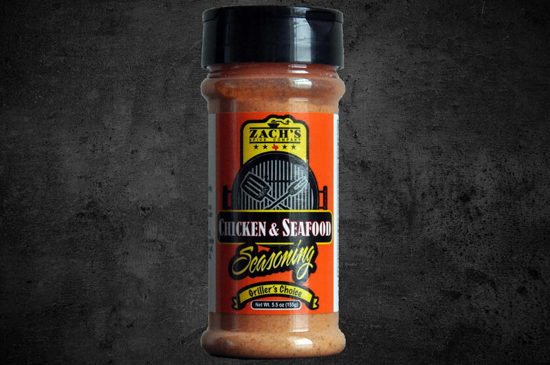 Chicken and Seafood Seasoning - (5.50 oz Jar)