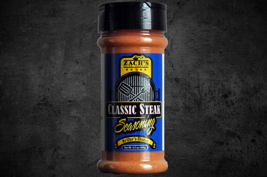 Classic Steak Seasoning - (6.50 oz Jar)