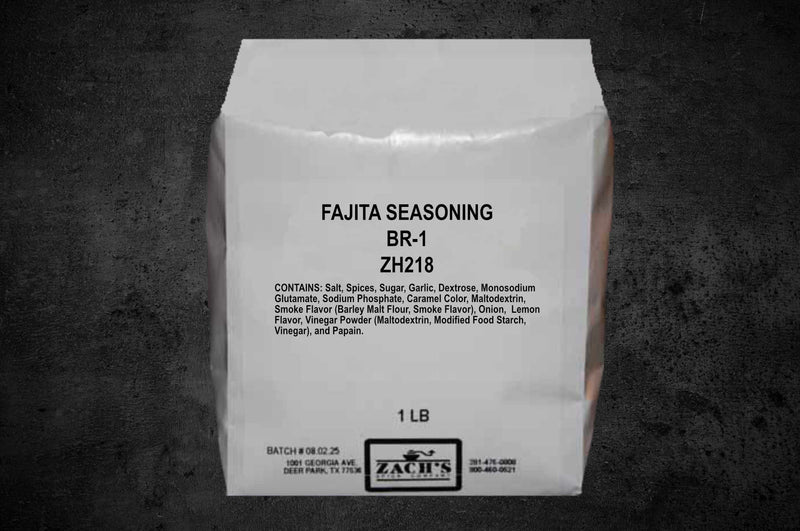 "Fajita Rub - ""Blue Ribbon Winner"" - (16.00 oz Bag)"