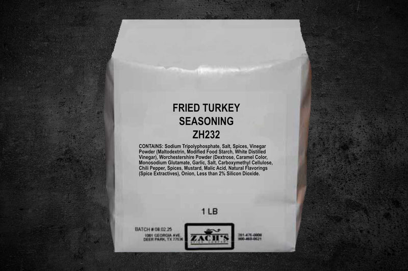 Fried Turkey Seasoning - (16.00 oz Bag)