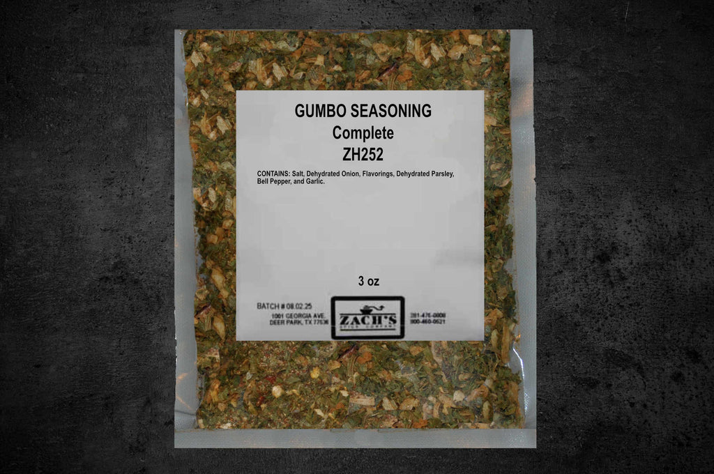 Gumbo Seasoning - (3.00 oz Bag)