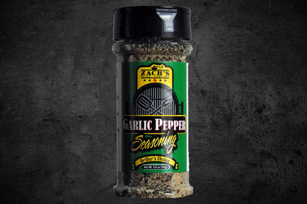 Garlic Pepper - (5.00 oz Jar)