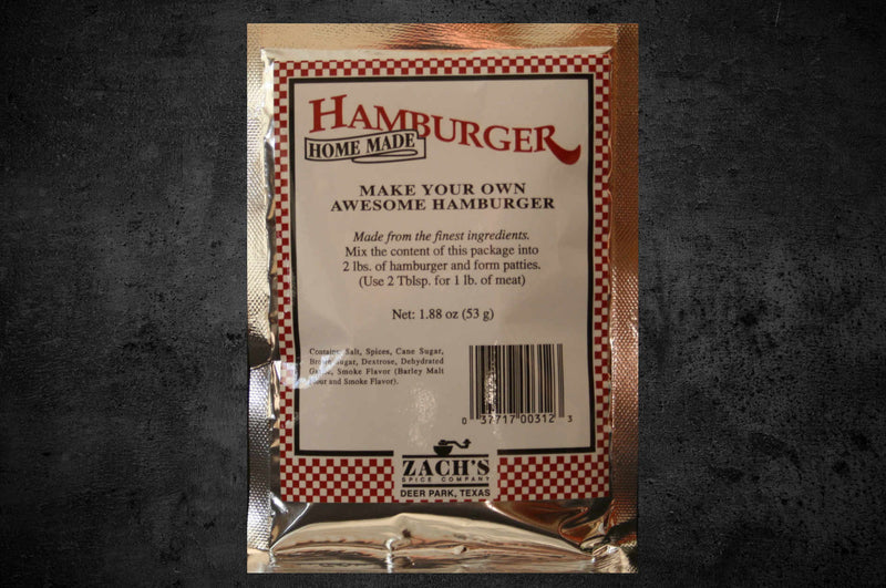 Hamburger Seasoning - (1.88 oz Package)