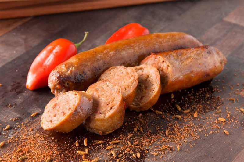 Italian HOT Sausage Seasoning (For 25# of Sausage)