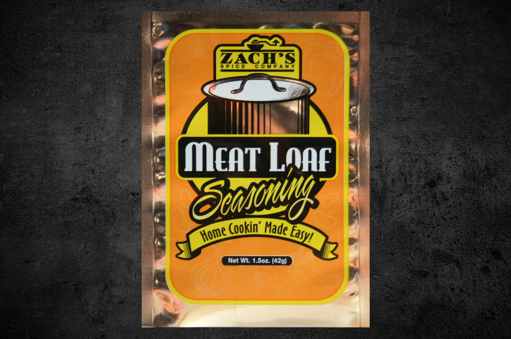 Meat Loaf Seasoning - (1.50 oz Package)
