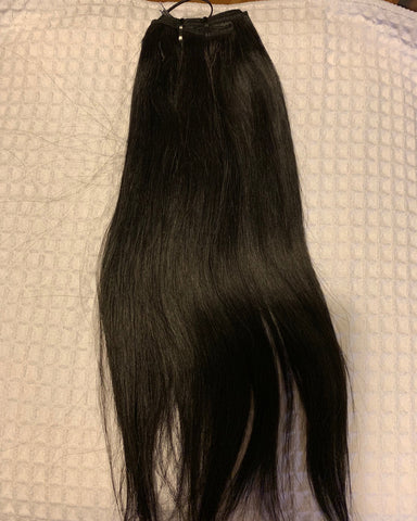 Remy Hair Extensions/hair weft - wevegoturhair.com