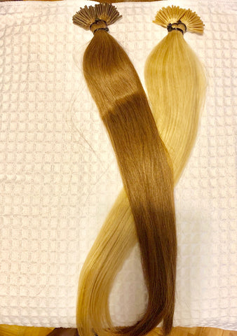Micro Loop Hair Extensions - wevegoturhair.com