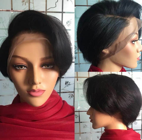 Bob hair Extensions/short wig - wevegoturhair.com