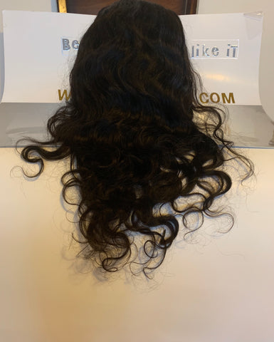 Body Wave Lace Frontal Wig - wevegoturhair.com