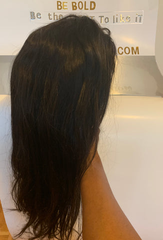 Straight Lace Frontal Wig - wevegoturhair.com
