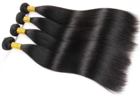 Remy Hair extensions Silky Straight Wave Style Natural Human Virgin Malaysian Hair - wevegoturhair.com