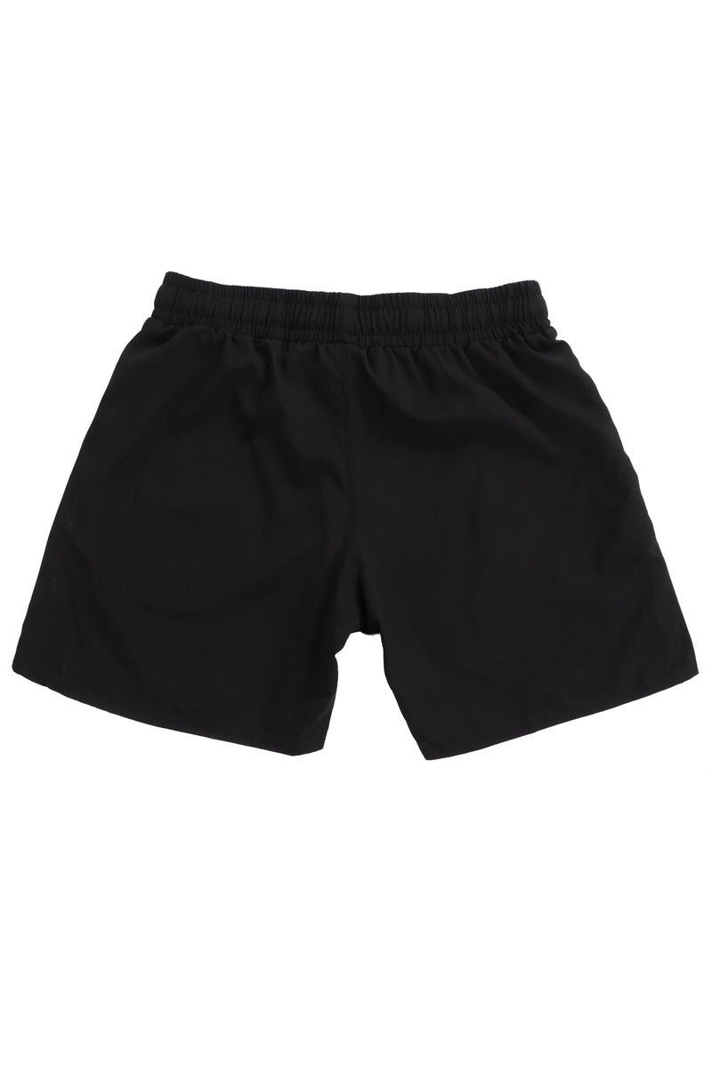 PR Lifting Shorts W/Zipper Pockets - PR102- All Black