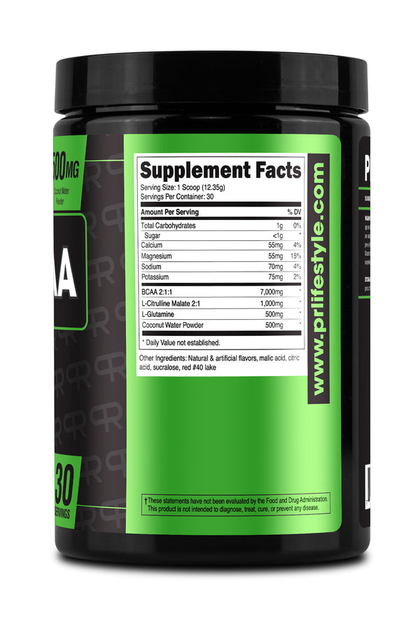 PR Supps - BCAA - Tropical Punch