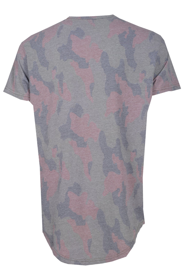 PR Camo T-Shirts PR404 - Camo Brown