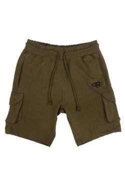 PR Tactical Cargo Shorts - Olive