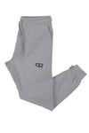 PR Premium Poly Fleece Joggers- PR203- Heather Grey