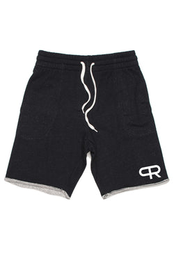 PR Athletic Sweat Shorts-PR101-Denim Black