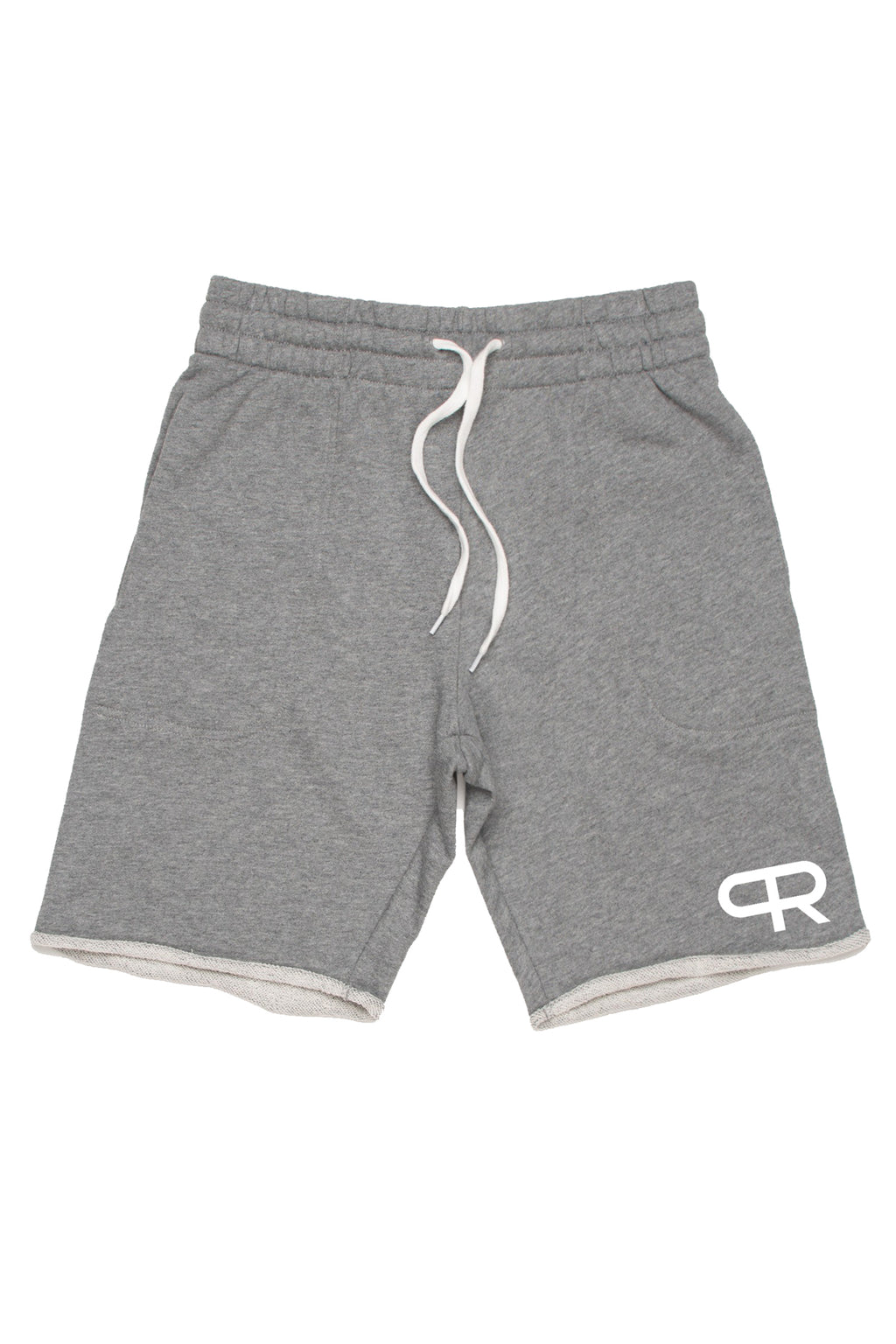 PR Athletic Sweat Shorts-PR101-Heather Grey