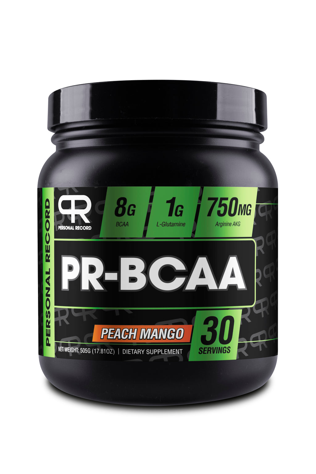 PR Supps - BCAA - Peach Mango