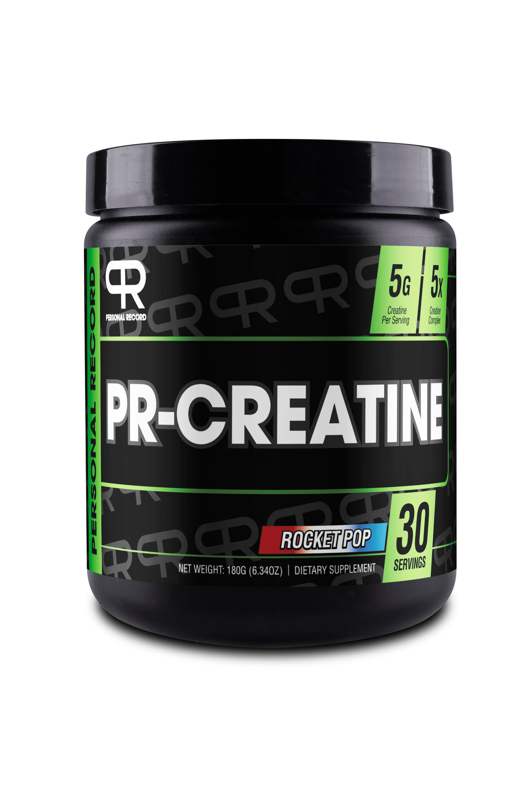 PR Supps - CREATINE - Rocket Pop