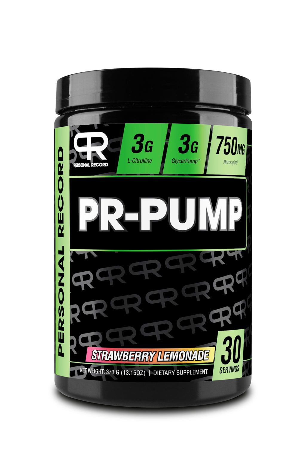 PR Supps - PUMP - Strawberry Lemonade