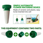 4Pcs Plant Waterer Self Plant Watering Devices For