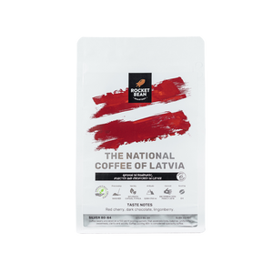 The National Coffee of Latvia