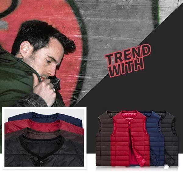 (Last day promotion-50% OFF)Unisex Warming Heated Vest