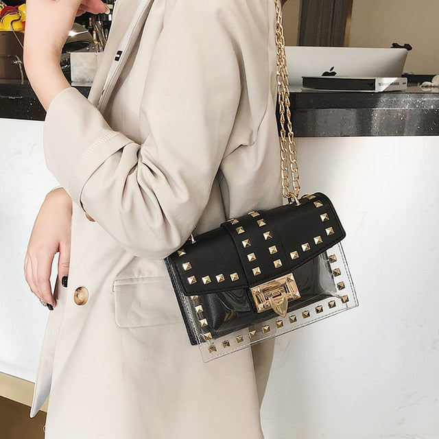 The Studded Mini Handbag Will Have All Eyes on You!