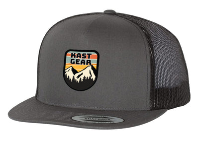 Mountain Icon Trucker Hat