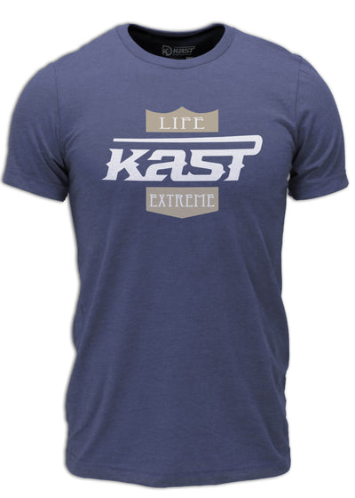 Shield Kast Fishing Tee