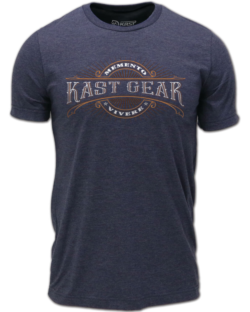 Old West Kast Fishing T Shirt Kastgear