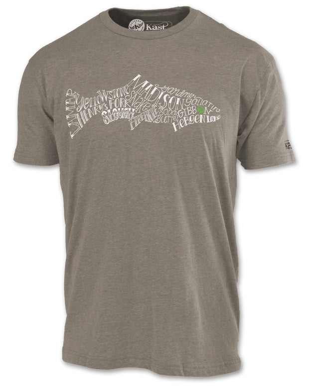 Yellowstone Bucket List Tee