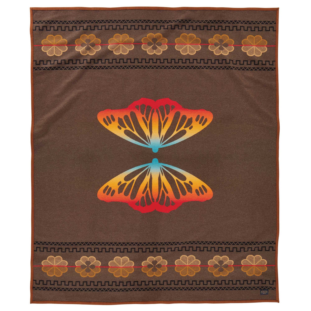 Pendleton Butterfly College Fund Blanket