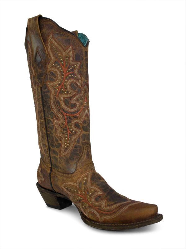 Women's Corral Cafe Mocha Boots