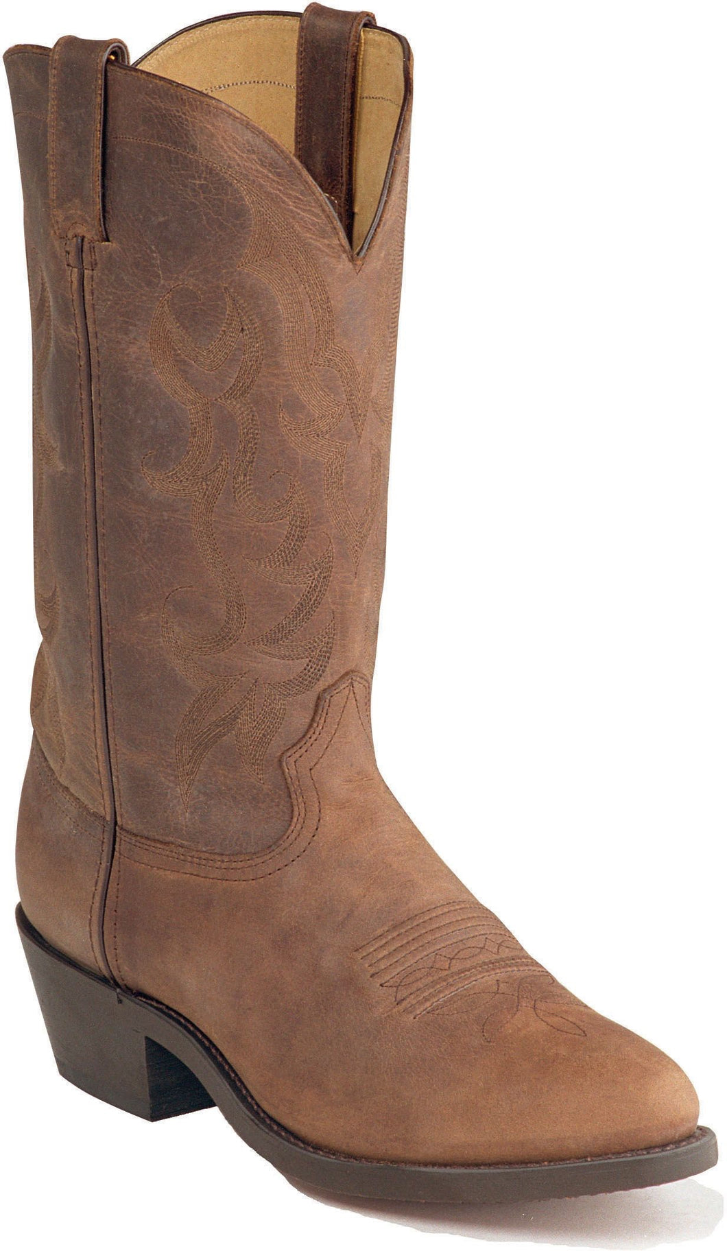 Men's Durango Soft Tan Leather Boot