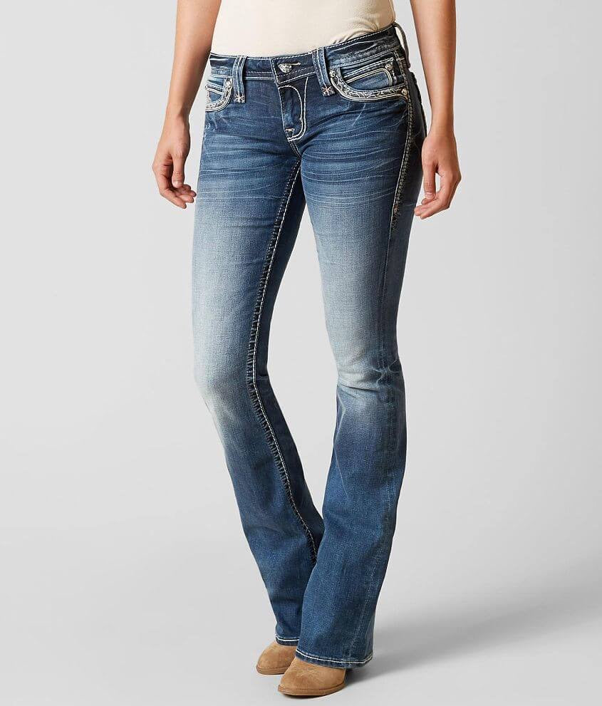 Women's Rock Revival Pilkin Boot Cut Jeans