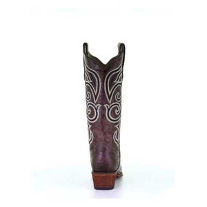 Women's Circle G by Corral Brown Embroidery Boots
