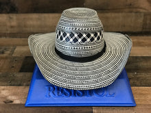 Load image into Gallery viewer, Resistol Black Straw Hat
