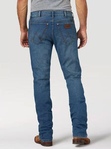Men's Wrangler Retro Premium Slim Fit Straight Leg Jean